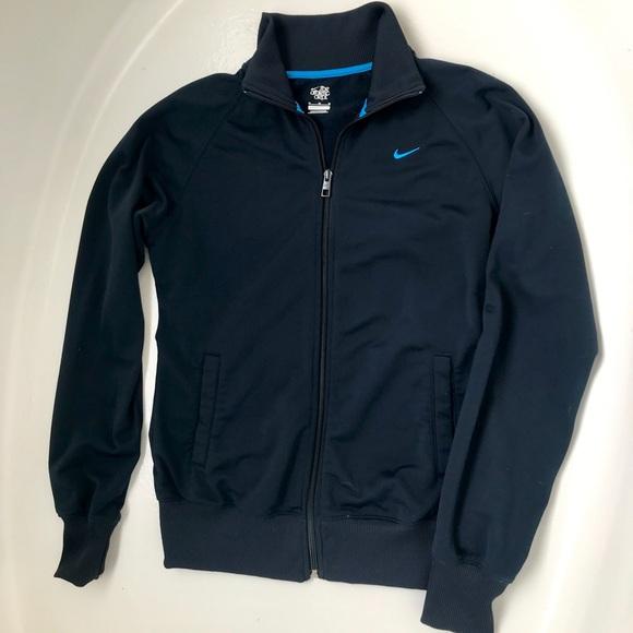 0a5b96e13 Nike Jackets & Coats | Ladies Zip Track Jacket Size M | Poshmark